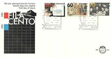 (13328) FDC Netherlands Fila Centro Philately 13 June 1984