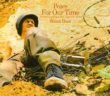"""Warm Dust:  """"Peace For Our Time""""  (Vinyl Reissue)"""