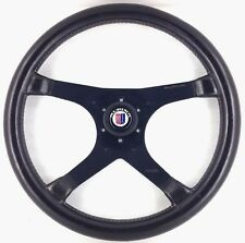 Genuine Momo Alpina 380mm leather steering wheel. BMW E36 E31 B6 B3 B8 B12 3  7A