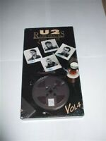 BOX 3 CD U2 ‎Rare Tracks 1979 • 1993 Vol.4 The Flying Tigers FTBX 0031/38/4