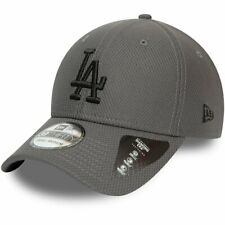 New Era 39Thirty Diamond Cap - LA Dodgers graphite