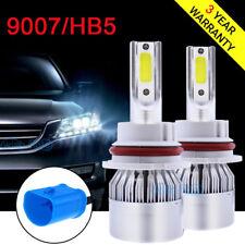 9007 HB5 LED Headlight Bulb High Low Beam Conversion Kit Fit Dodge Grand Caravan