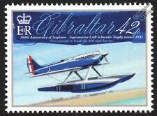 Supermarine S.6B (SCHNEIDER TROPHY) Racing SEAPLANE AVION TIMBRE