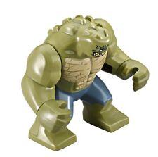 Marvel Super Heroes Killer Croc Mini Figura Los Vengadores, Spiderman, Batman, ajuste Lego