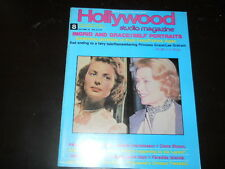 Vincent Price, Ingrid Bergman, Ida Lupino - Hollywood Studio Magazine 1983
