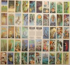 **BROOKE BOND *THE SEA - OUR OTHER WORLD* 1974 FULL-SET 50 *VG*