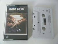 JACKSON BROWNE RUNNING ON EMPTY CASSETTE TAPE ASYLUM 1977