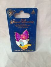 Disney Shanghai Resort Grand Opening Daisy Duck Pin Limited Release