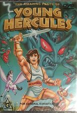 Amazing Feats Of Young Hercules (DVD, 2002)  BRAND NEW & SEALED