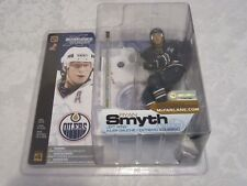 McFarlane NHL Series 4 Ryan Smyth Chase Variant Oilers Navy Jersey Action Figure