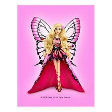 "Halloween-""Barbie In Her Fairy Costume"" {Postcard} (XT43)"