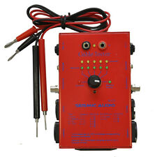 "Seismic Audio CABLE TESTER Test XLR, 1/4"" TRS TS, Speakon, MIDI, RCA"