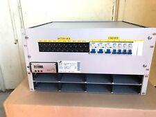 """Eltek Flatpack2 FP2 19"""" 48VDCV/3PHY 16KW BD G1 POWER SYSTEM  4U M20806"""