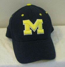 U of M Hat University of Michigan Baseball Cap Wolverines NCAA One Size Adult