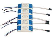 12V-18w LED Transformer / Power Supply Premium LED Driver Constant Current PSU