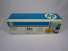 HP LaserJet 36A Black Toner Cartridge CB436A Brand New for M1120 mfp & P1505