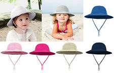 Toddler Baby Kid Girls Summer Outdoor Lovely Sun Hat Brim Bucket Cap Beach Hot