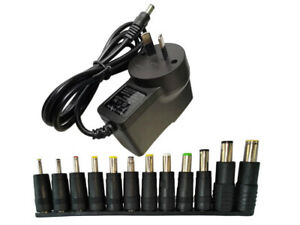 AC 240V TO DC 5V 2A Transformer Power Supply Adapter with 12 Sizes DC Tips