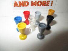Lego - Minifig Utensil Goblet 2343 - Choose Color & Quantity