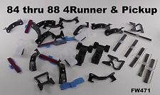 Toyota 4Runner Front Windshield Window Molding Clip Clips 1984 1985 1986 1987