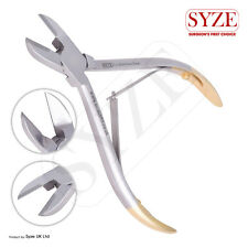 SYZE Orthodontic Double Spring Braces Wire Cutters TC Pliers Orthodontics Tools