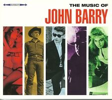 THE MUSIC OF JOHN BARRY Inc HIT & MISS, WALK DONT RUN, BEAT GIRL & MANY MORE