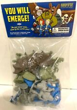 Fallout 76 You Will Emerge! Action figures Nanoforce 24 Collectible Figurines