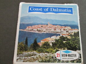 COAST OF DALMATIA-CROATIA,  WIEV - MASTER, THREE REELS , SAWYERS
