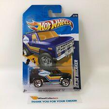Baja Breaker #143 * Dark BLUE * 2012 Hot Wheels * JC5