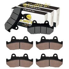 FRONT and REAR BRAKE PADS FIT Honda CBX 1050 1981-1982/CB1100F Super Sport 1983