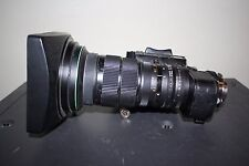 Canon J8x6B4 IRS SX12 CCD Double Extender Servo Zoom Control Wide Angle Lens