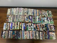 Troy Aikman Huge Lot 1,000 Cards DALLAS Cowboys HOF