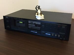 Yamaha K-320 cassette deck spares or repair (ourcodeRP)