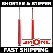 Mookeeh MK1 Performance Stiff Shorter Rear Shocks For Lowered 04-10 MAZDA 3 5