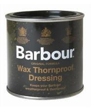 Barbour Wax Thornproof Dressing Tin 200ML For Rewaxing Barbour Jackets