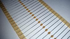 100pcs 100pF 101 200V 5% NPO Axial Capacitor Ceramic MLCC AVX SA102A101JAA