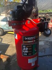 Air Compressor Husky Pro 80 Gallon 175 Psi 230v