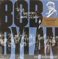 The 30th Anniversary Celebration Concert  Bob Dylan Vinyl Record