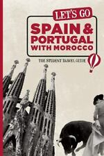 NEW - Let's Go Spain & Portugal with Morocco: The Student Travel Guide