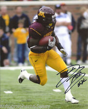 Duane Bennett Minnesota Gophers Signed 8X10 Photo