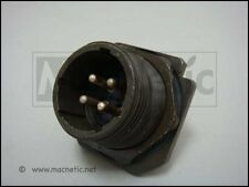 new  4 pins MilSpec connector MS17347R22C22P