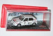 CITROEN VISA 1000 PISTES - Monte Carlo Rally 1985 - Model Scale 1/43