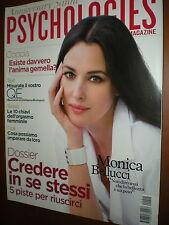 Psychologies.MONICA BELLUCCI,kkk
