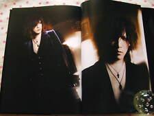 the GazettE Official Book DECADE JAPAN RUKI URUHA AOI REITA KAI Fool's Mate