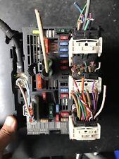 Citroen Peugeot fuse box 9675878480 BSM-R05-00
