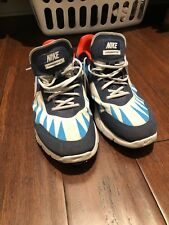 Nike Lunarfly 1.5 Blue/Blue/Red Mens Size 13