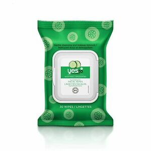 YES TO Gentle Facial Cleansing Towelettes, 30 CT