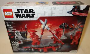 LEGO Star Wars Elite Praetorian Guard Battle Pack 75225 Retired red stormtrooper