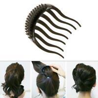 Women Lady Hair Styling Clip Comb Stick Bun Maker Braid Tool Hair Accessories