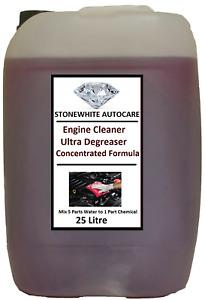 Super Concentrate Engine Degreaser Cleaner / Parts Washer Fluid 25L - 25 Litre